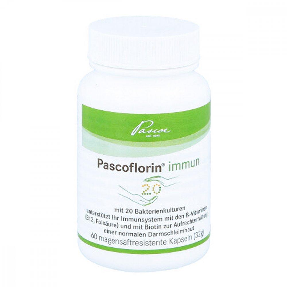 Lactopia GmbH Pascoflorin immun Kapseln 60 stk 15194702