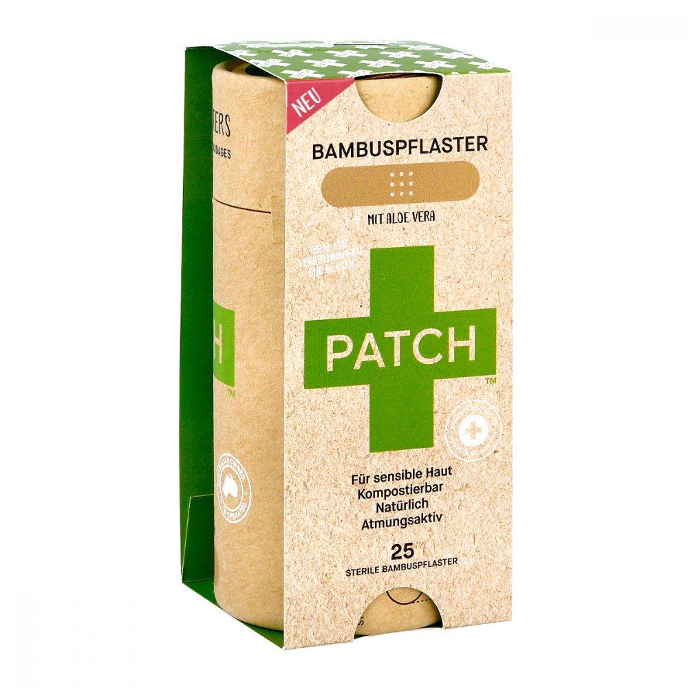 Patch Bambus-pflaster mit Aloe Vera 25 stk 15210559