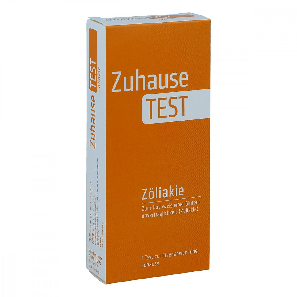 NanoRepro AG Zuhause Test Zöliakie 1 stk 15232408