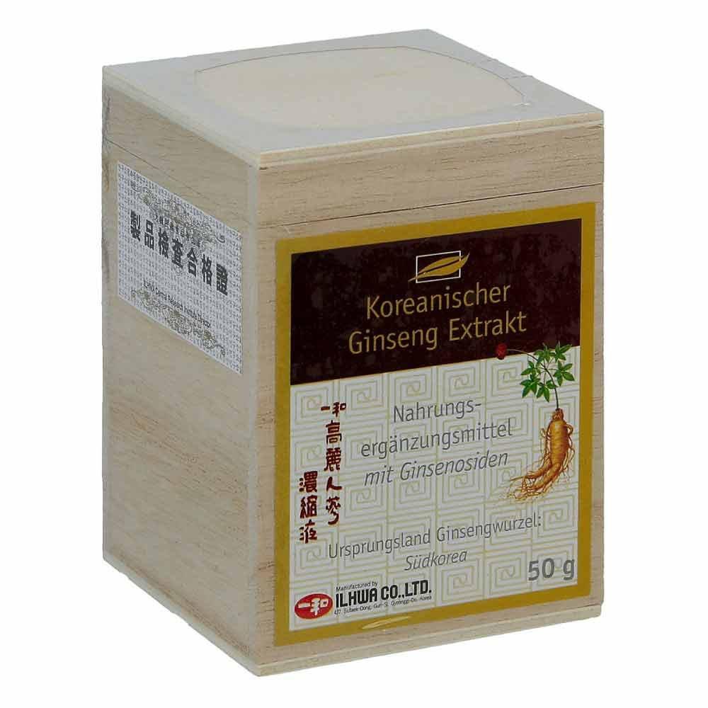 allcura Naturheilmittel GmbH Koreanischer Ginseng Extrakt 50 g 15294266