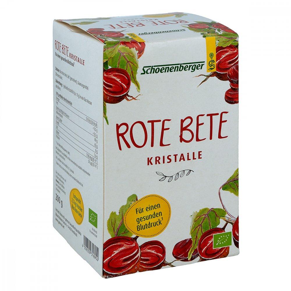 SALUS Pharma GmbH Rote Bete Kristalle Bio Schoenenberger Pulver 200 g 15328321