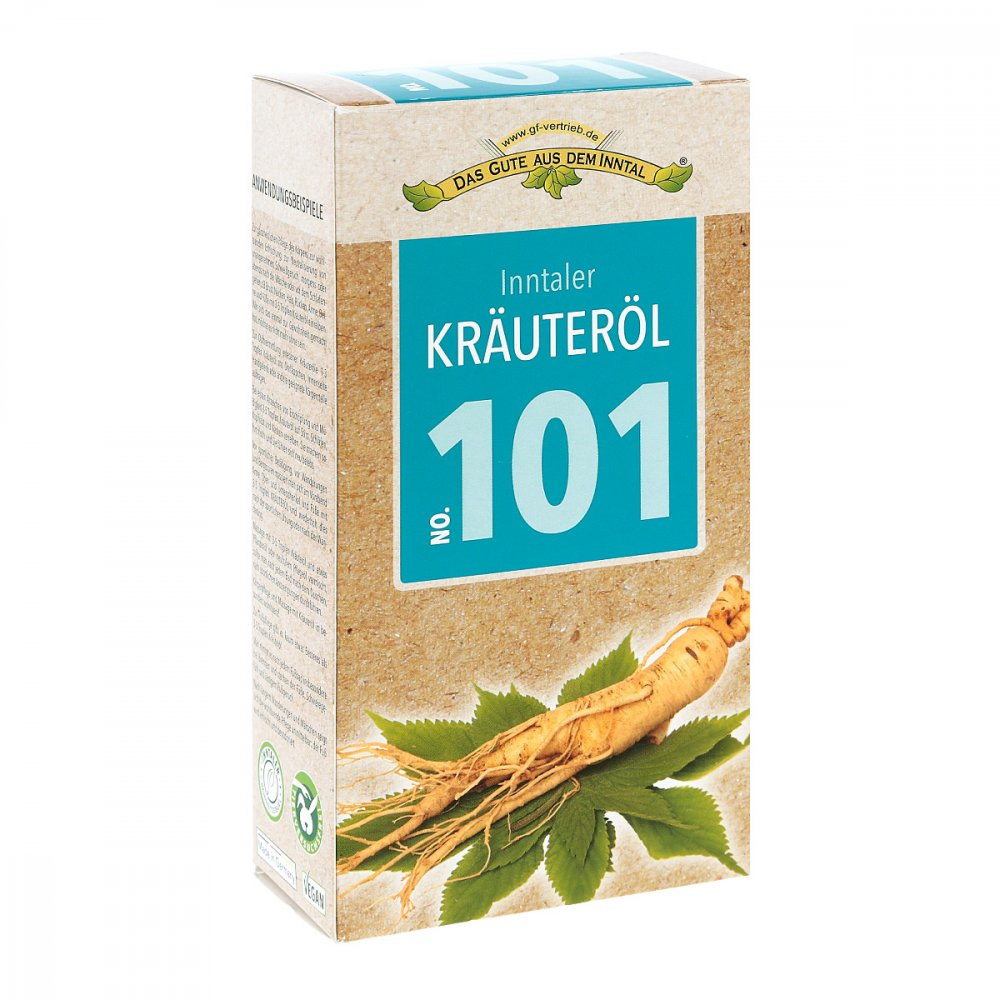 Axisis GmbH 101 Kräuteröl Inntaler 100 ml 15421641