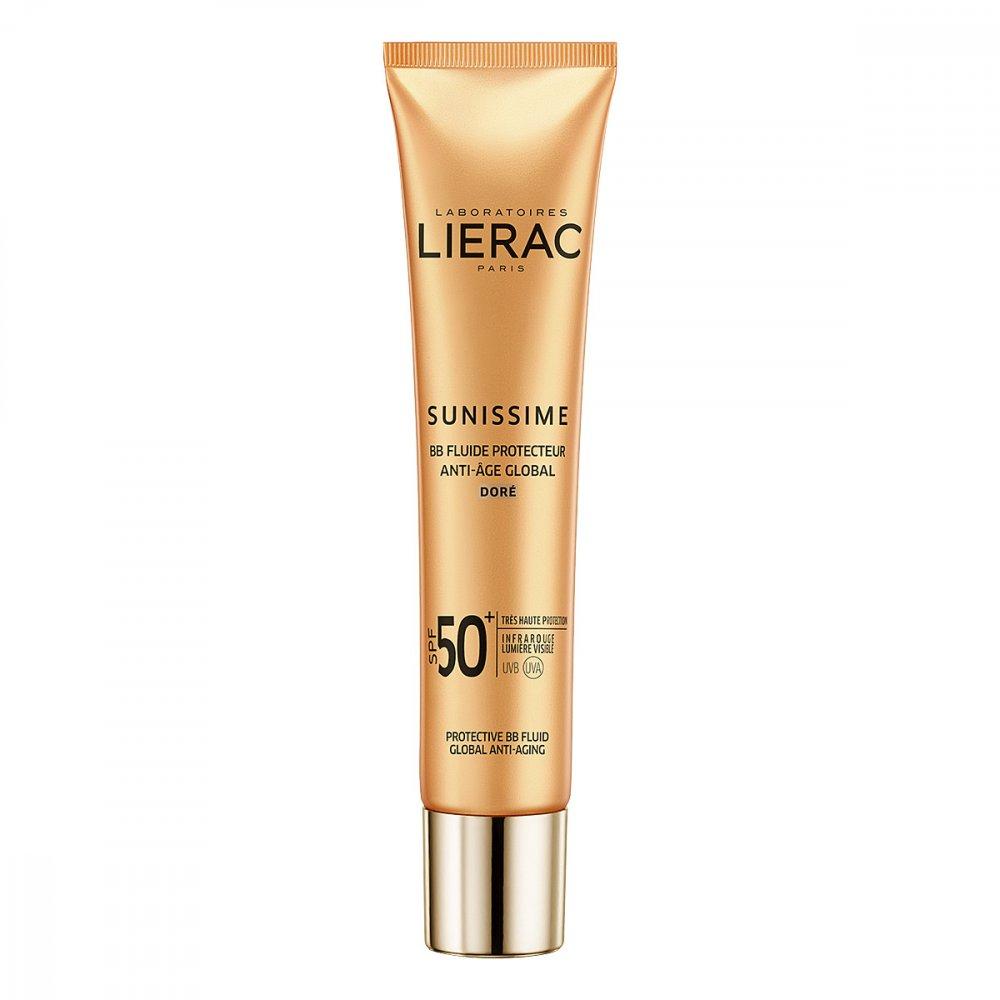 Ales Groupe Cosmetic Deutschland LIERACSUNISSIME Schutzfluid Gesicht LSF50+ 40 ml 15876123
