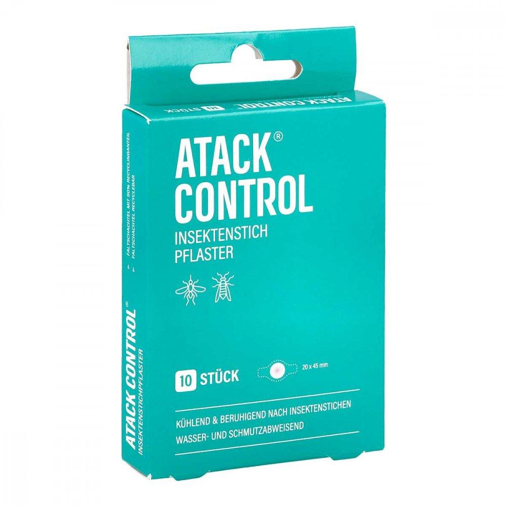 IMP GmbH International Medical P Atack Control Insektenstich Pflaster 10 stk 15881058
