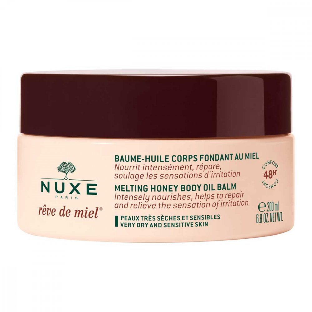 NUXE GmbH Nuxe Reve de Miel Honig-ölbalsam für den Körper 200 ml 15885671