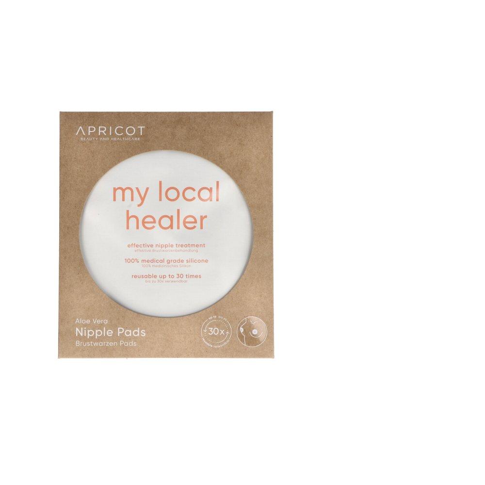 Apricot GmbH Apricot Brustwarzenpads Aloe Vera my local healer 2 stk 16018025