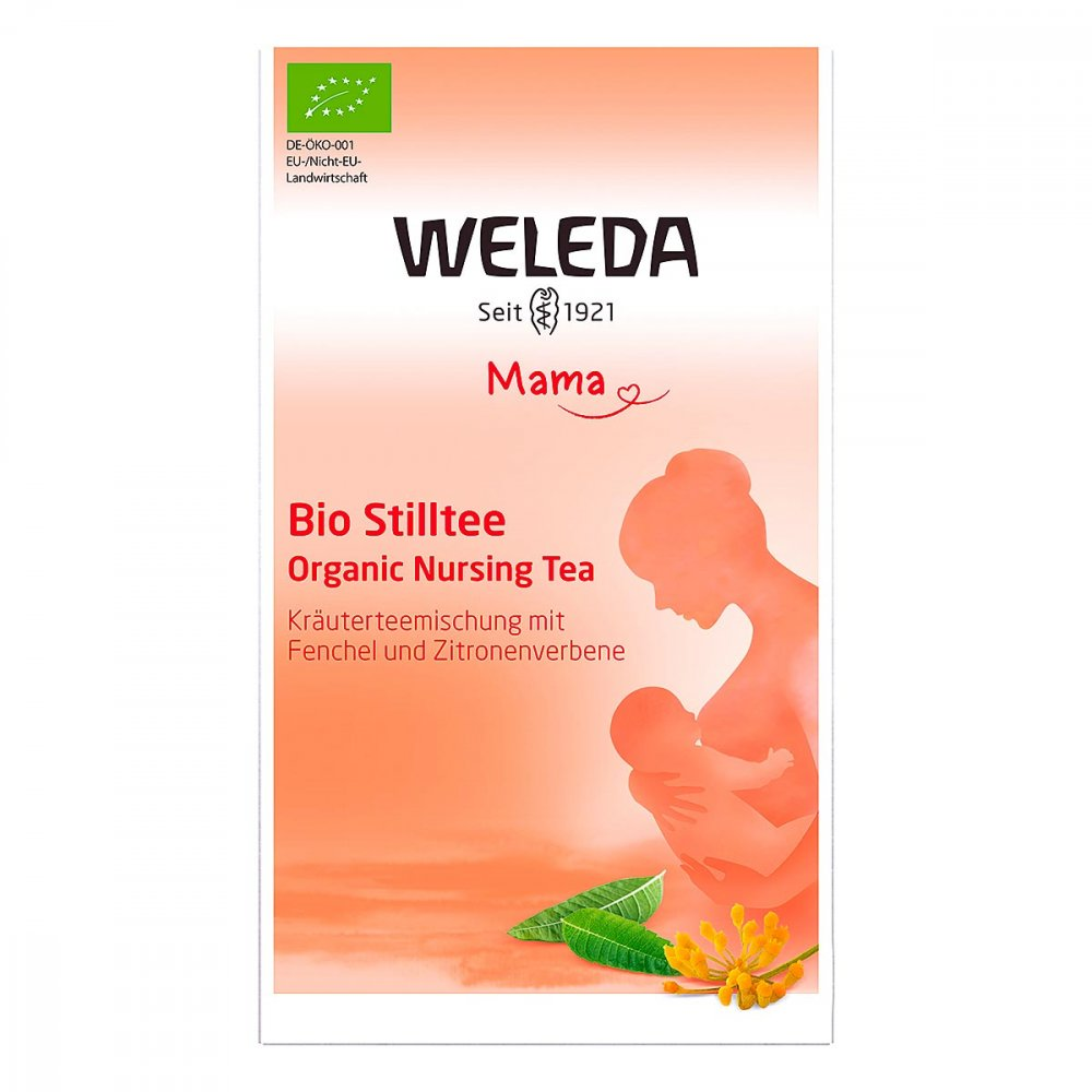 WELEDA AG Weleda Bio Stilltee Filterbeutel 20X2 g 16020080