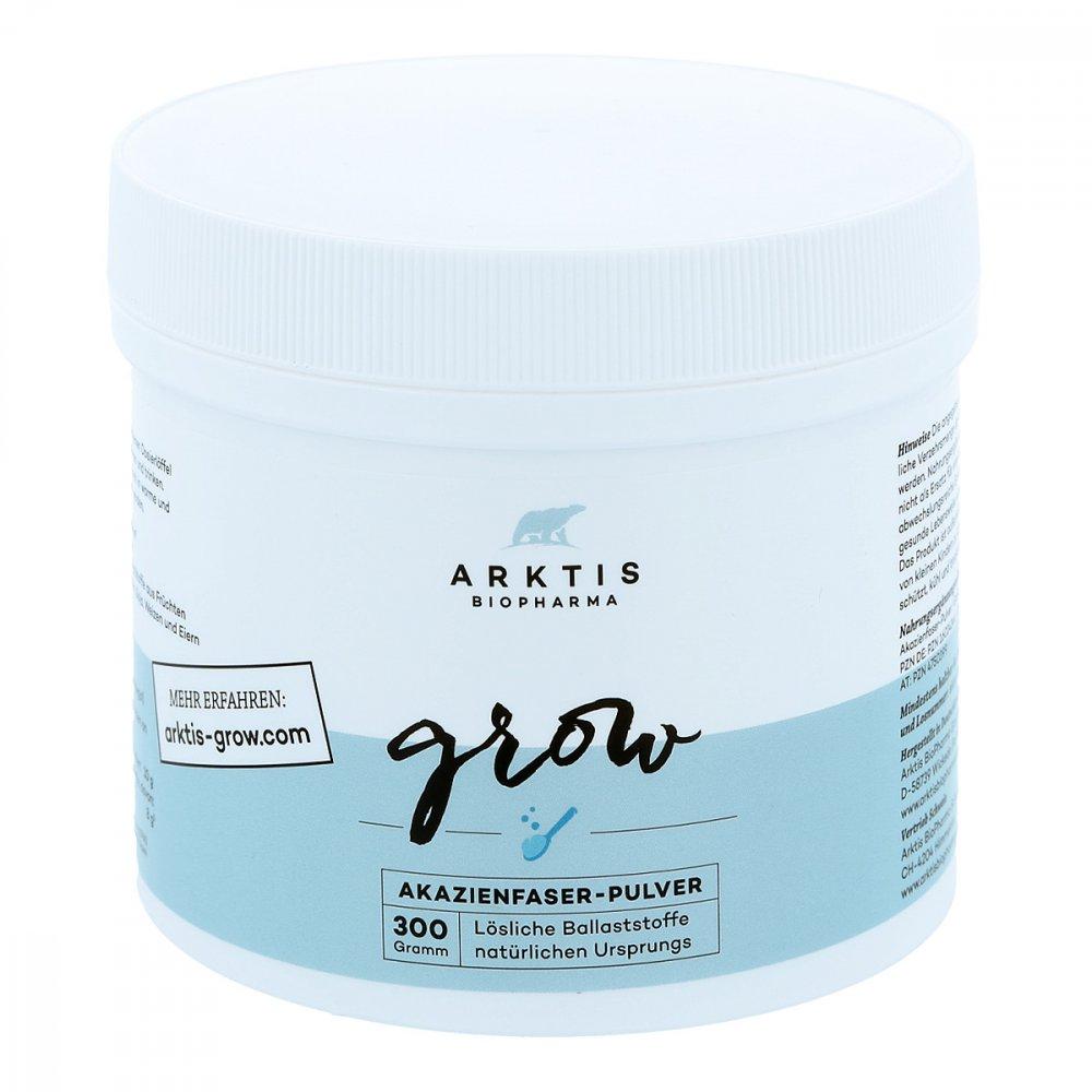 Arktis BioPharma GmbH & Co. KG Arktis Grow Akazienfaser-pulver 300 g 16024244