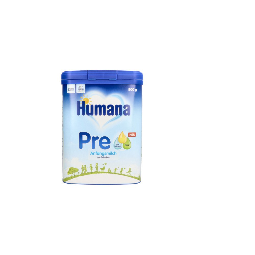Humana Vertriebs GmbH Humana Anfangsmilch Pre Pulver 800 g 16144238