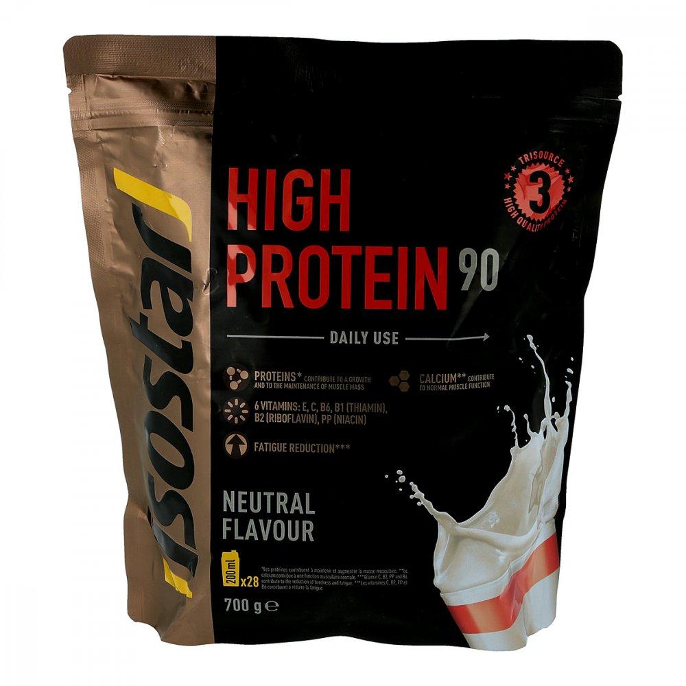 GENUPORT TRADE GmbH Isostar High Protein 90 Pulver Neutral 700 g 16145775