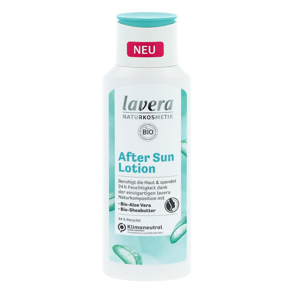 LAVERANA GMBH & Co. KG Lavera After Sun Lotion Aloe Vera 200 ml 16218882