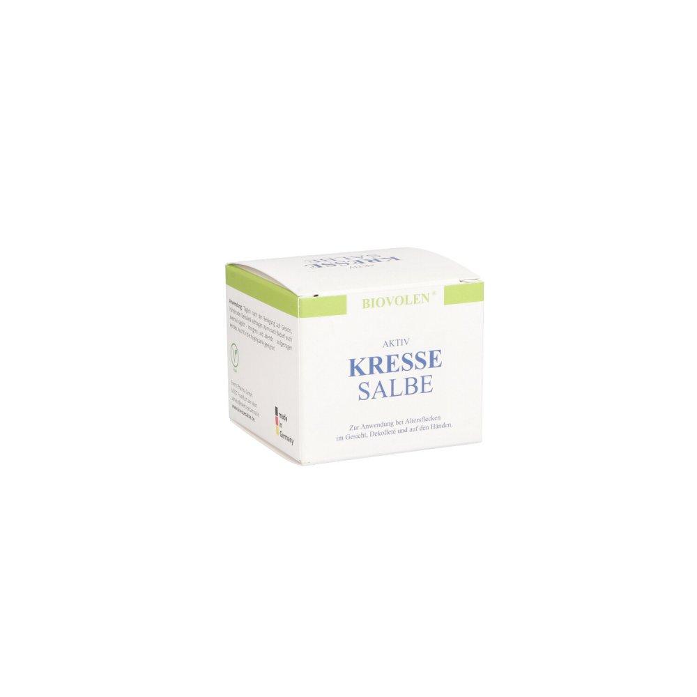 Evertz Pharma GmbH Biovolen Aktiv Kressesalbe 100 ml 16233396