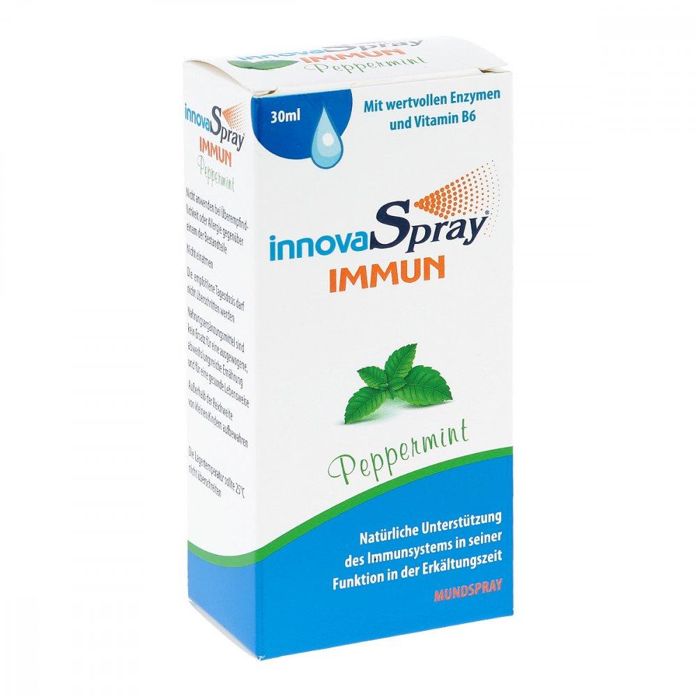 Bosnalijek d.d. Innova Spray immun Peppermint 30 ml 16316018