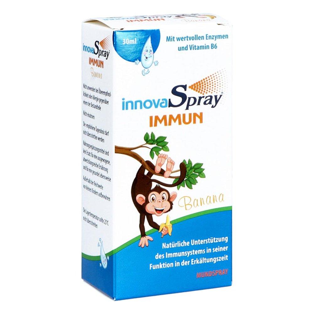 Bosnalijek d.d. Innova Spray immun Banana 30 ml 16316024