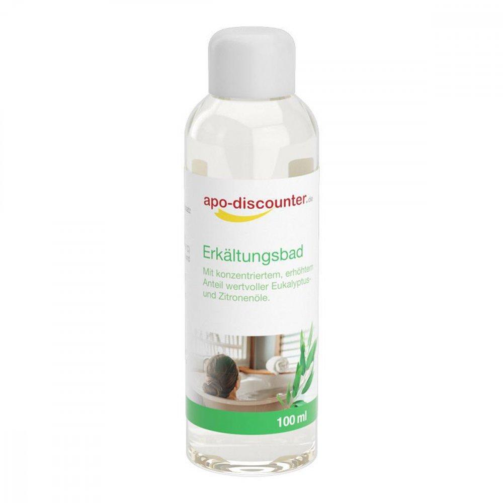 GIB Pharma GmbH Erkältungsbad mit Eukalyptus- und Zitronenöl 100 ml 16317006