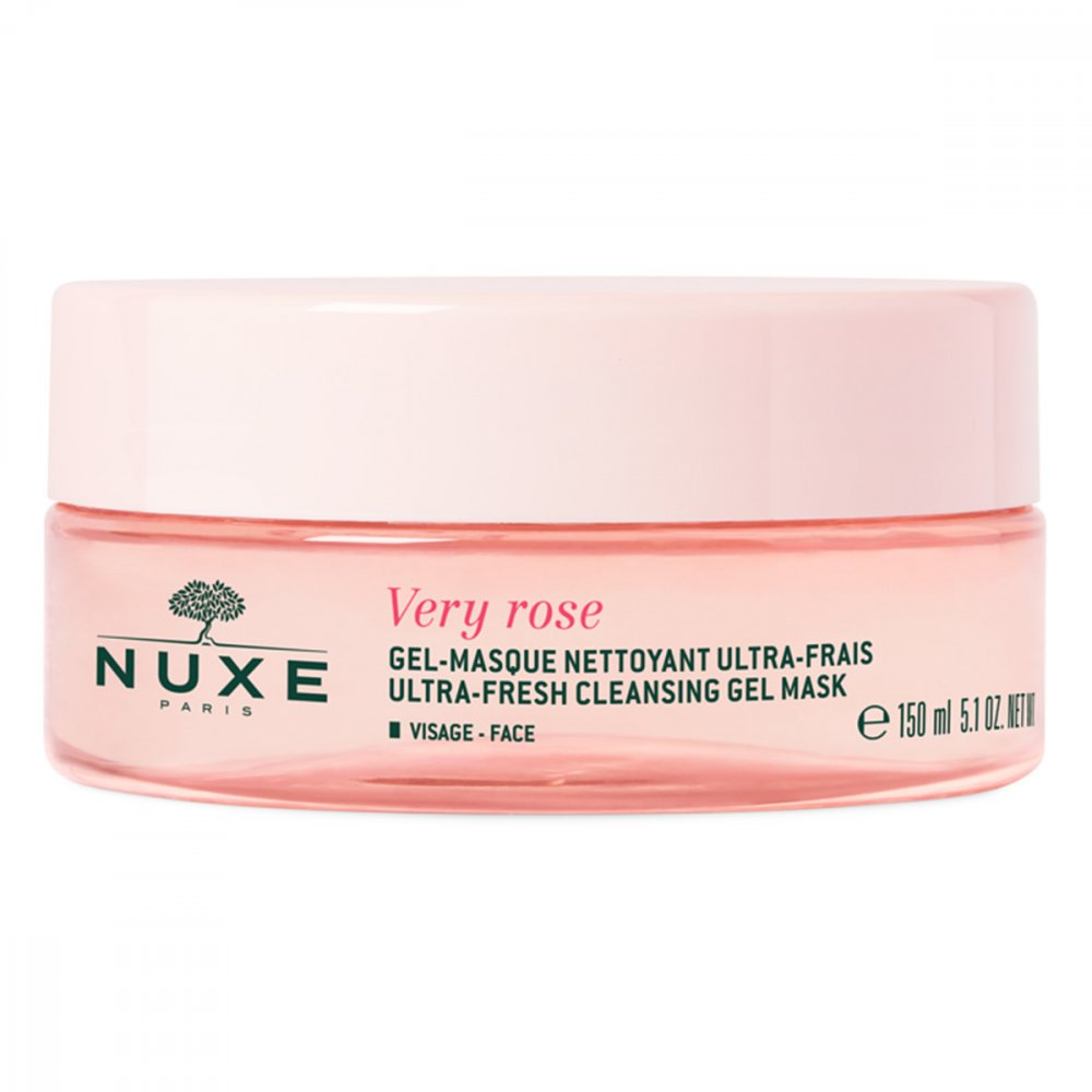 NUXE GmbH Nuxe Very Rose Gesichtsmaske 150 ml 16353775