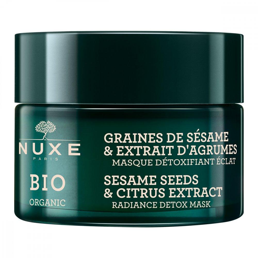 NUXE GmbH Nuxe Bio entgiftende Maske für neue Leuchtkraft 50 ml 16384698