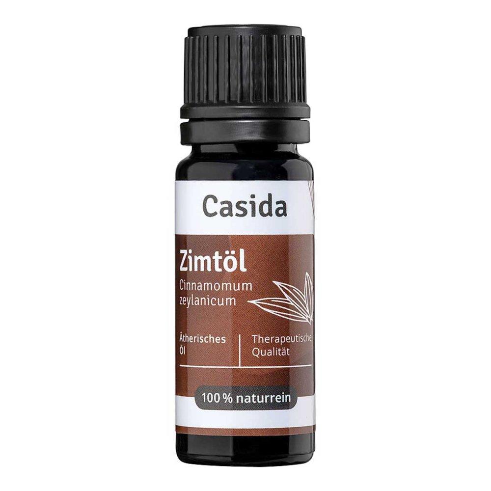 Casida GmbH & Co. KG Zimtöl naturrein ätherisch 10 ml 16486826
