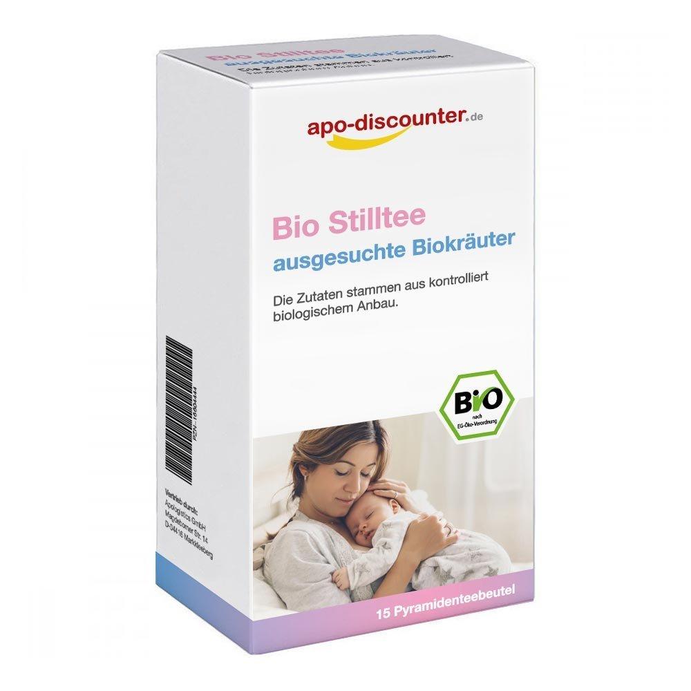 Apologistics GmbH Bio Stilltee Filterbeutel von apo-discounter 15X1.5 g 16604444