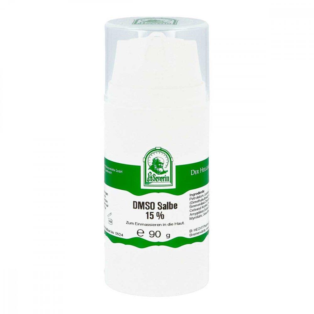 Hecht-Pharma GmbH Dmso Salbe 15% 90 g 16615838