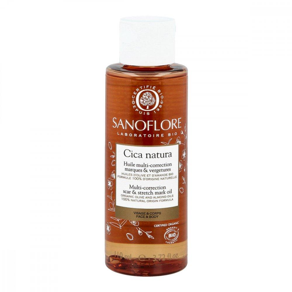 Cosmetique Active Deutschland Gm Sanoflore Cica Pflegeöl gegen Dehnungsstreifen 110 ml 16776576