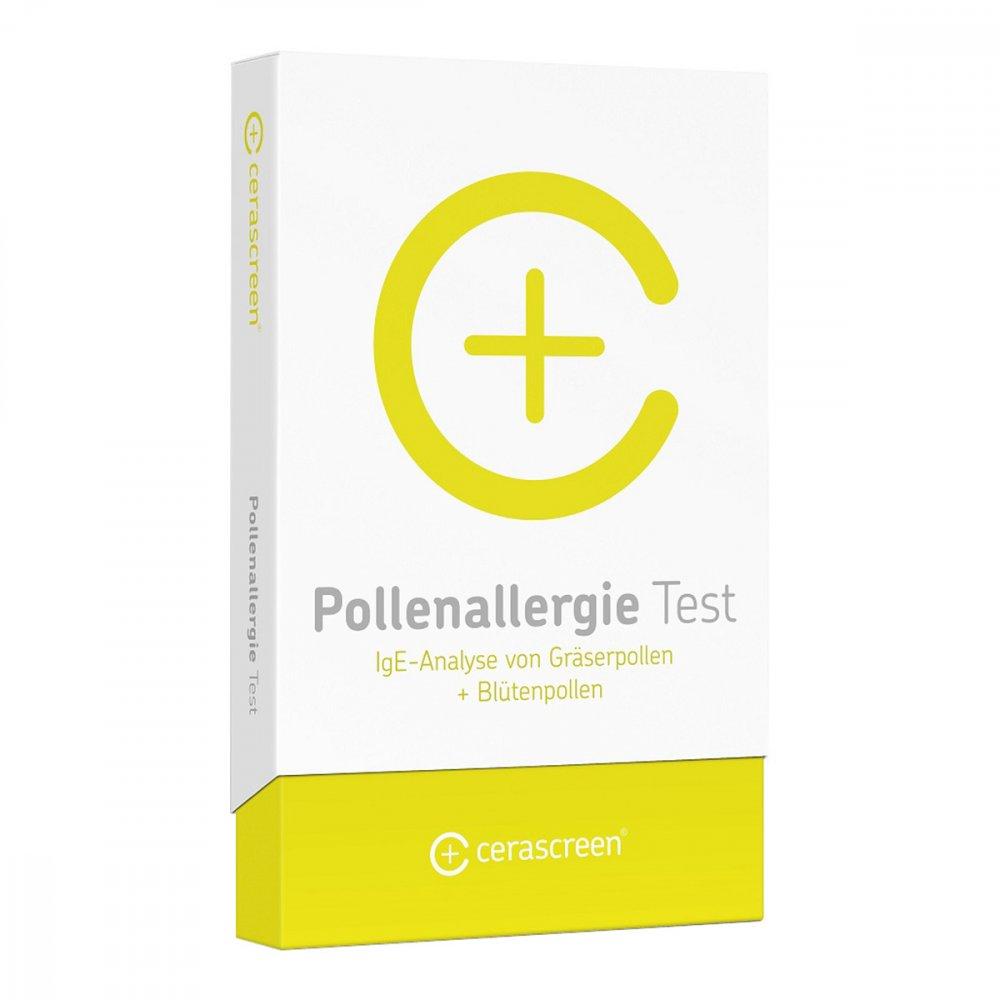 Cerascreen GmbH Cerascreen Pollenallergie Test Blut 1 stk 16804083