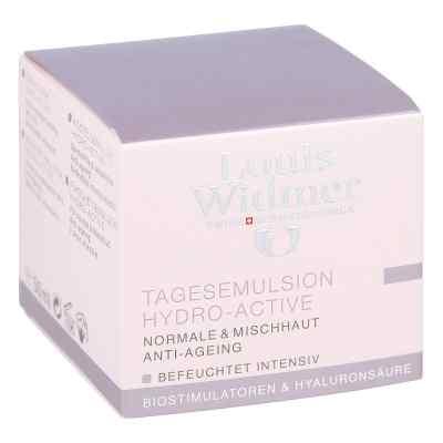 Widmer Tagesemulsion Hydro-active leicht parfüm.  bei apolux.de bestellen