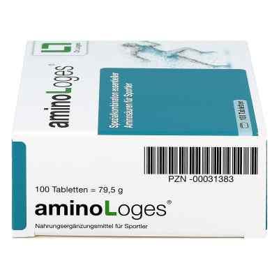Amino Loges Tabletten  bei apolux.de bestellen