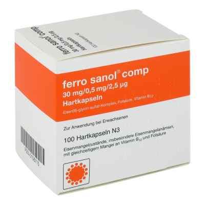 Ferro sanol comp 30mg/0,5mg/2,5μg  bei apolux.de bestellen