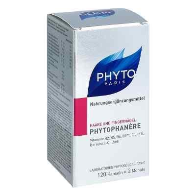 Phytophanere Nahrungsergänzung Haare+nägel Kapseln  bei apolux.de bestellen