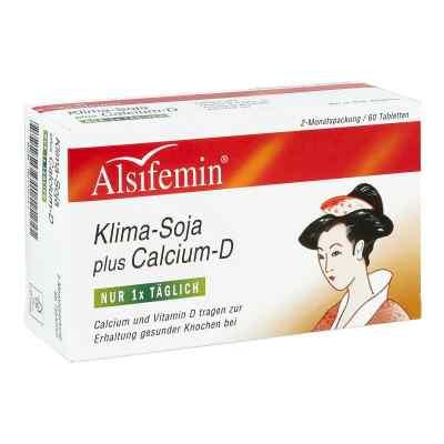 Alsifemin Klima Soja+calcium+d3 Tabletten  bei apolux.de bestellen