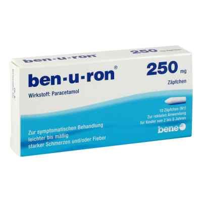 Ben-u-ron 250mg  bei apolux.de bestellen