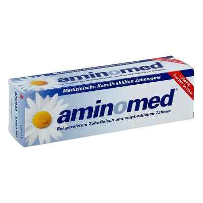 Amin O Med Fluorid Kamille Zahnpasta  bei apolux.de bestellen