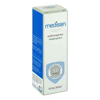 Medisan Plus Antitranspirant Deo Spray  bei apolux.de bestellen