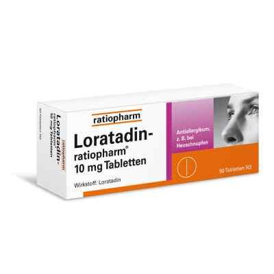 Loratadin-ratiopharm 10mg  bei apolux.de bestellen