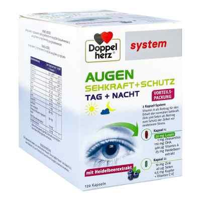 Doppelherz Augen Sehkraft+schutz system Kapseln  bei apolux.de bestellen