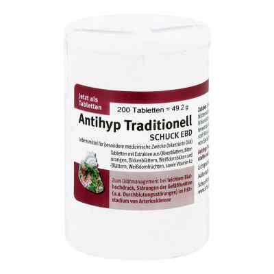 Antihyp Traditionell Schuck überzogene Tab.  bei apolux.de bestellen