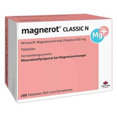Magnerot Classic N Tabletten  bei apolux.de bestellen