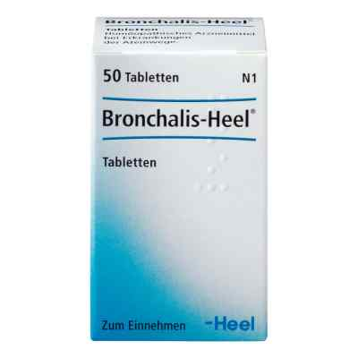 Bronchalis Heel Tabletten  bei apolux.de bestellen