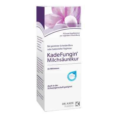 Kadefungin Milchsäurekur Gel Einmalapplikatoren  bei apolux.de bestellen