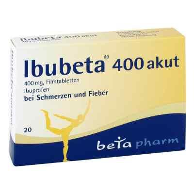 Ibubeta 400 akut  bei apolux.de bestellen