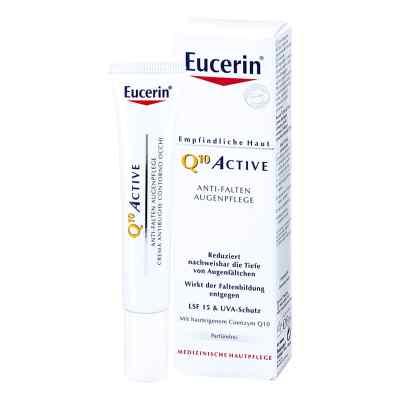 Eucerin Egh Q10 Active Augencreme  bei apolux.de bestellen