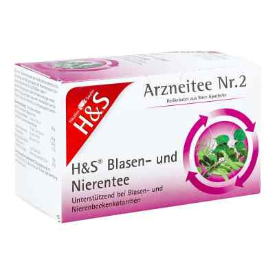 H&S Blasen-und Nierentee  bei apolux.de bestellen