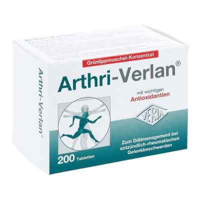Arthri Verlan Tabletten  bei apolux.de bestellen