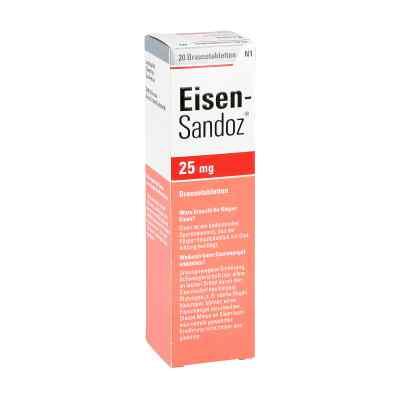 Eisen-Sandoz 25mg  bei apolux.de bestellen