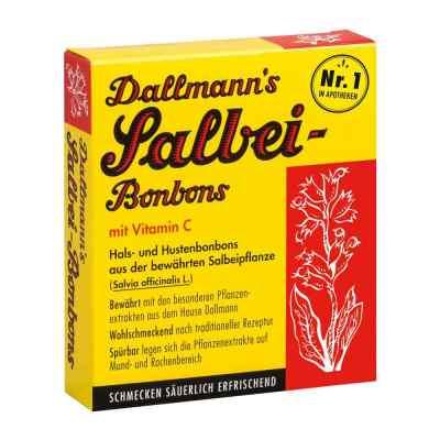 Dallmann's Salbeibonbons mit Vitamin C .  bei apolux.de bestellen