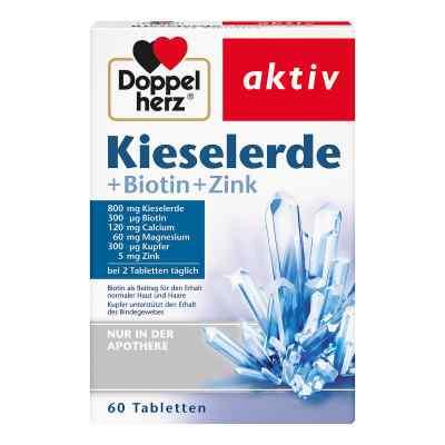 Doppelherz Kieselerde + Biotin Tabletten  bei apolux.de bestellen
