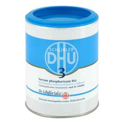 Biochemie Dhu 3 Ferrum phosphorus D12 Tabletten  bei apolux.de bestellen