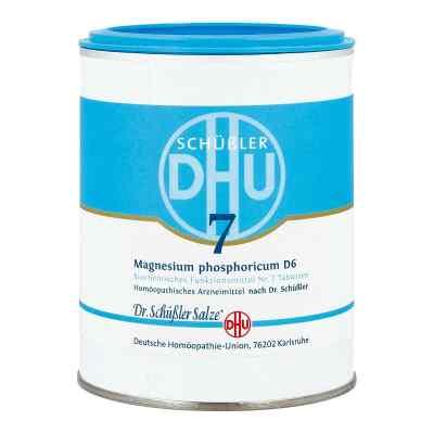 Biochemie Dhu 7 Magnesium phosphoricum D  6 Tabletten  bei apolux.de bestellen