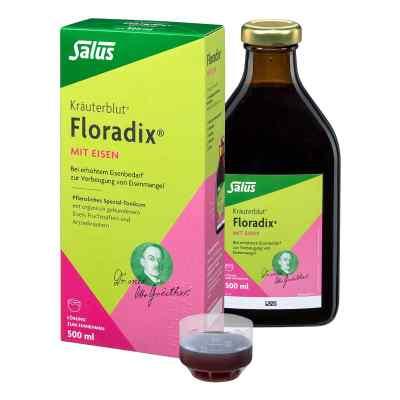 Floradix mit Eisen  bei apolux.de bestellen